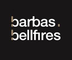 Bellfires logo zwart