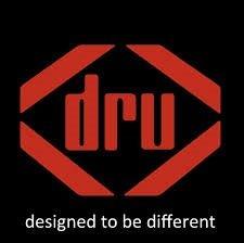 Dru logo zwart