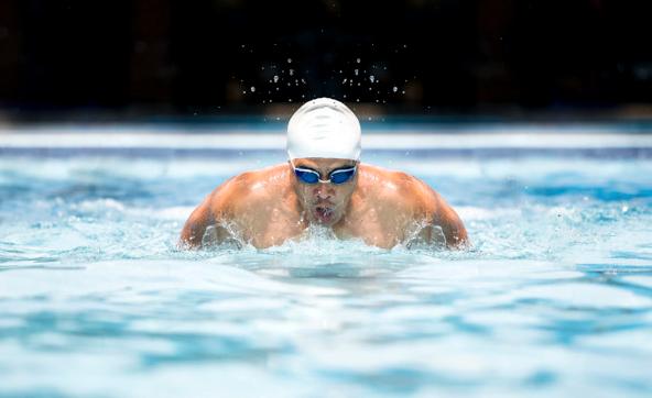 tegenstroom-zwembad